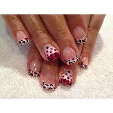 pink n u0027 black by picasso spa u0026 nails in roseville ca