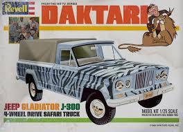 jeep model kit jeep j10 gladiator general model cars magazine forum