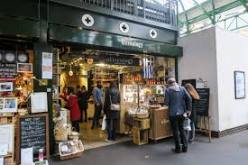 borough market inside how to spend 1 hour in borough market london rosie andre
