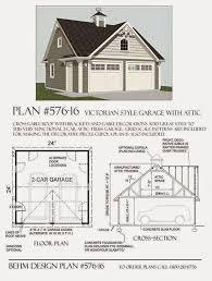 1 Car Garage Plans Garage Plans Blog Behm Design Garage Plan Examples Garage