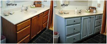 how to repaint bathroom cabinets bathroom cabinet redo elegant what type of paint to use on bathroom