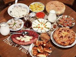 cuisine characteristics traditional serbian cuisine still in belgrade