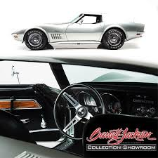 national corvette restorers society 26 best barrett jackson collection showroom images on