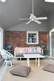 how to paint a brick wall and unify a choppy room young house love