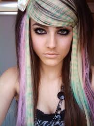 hairstyles ideas emo hairstyles without bangs funky emo