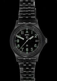 sapphire crystal bracelet images Mwc g10 300m 1000ft water resistant black pvd steel military jpg