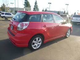 2005 toyota manual 2005 toyota matrix xrs low 6spd manual for sale at