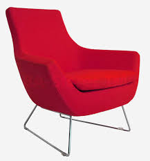 red modern chair modern accent chairs for your living room wide