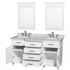 Bathroom Vanity Cabinet Only by 60 Bathroom Vanity No Top Wyndham Collection Berkeley 72 Inch
