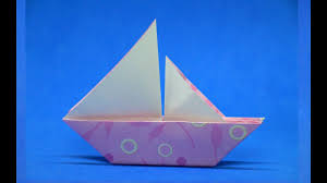How To Make Boat From Paper - how to make a paper boat simple easy step by step diy