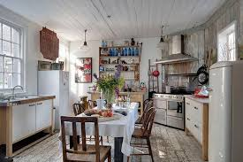 shabby chic kitchen island open shelves and shabby chic kitchen island provide storage space