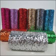 glitter wallpaper manufacturers 25m wholesale pu glitter fabric wallpaper as europe type style