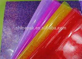 transparent wrapping paper fancy printed transparent wrapping paper for flowers view