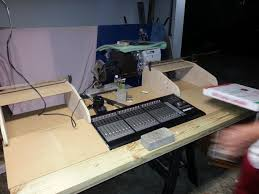 Studio Desk Build by Another Diy Studio Desk Gearslutz Pro Audio Community