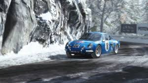 renault alpine a110 rally steam community guide dirt rally liveries 60s 80s