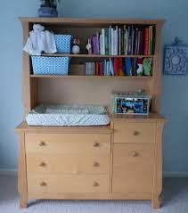 Nursery Changing Table Dresser Furniture My Green Nursery Challenge Bob S Blogs