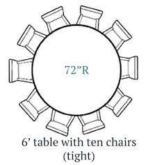 10 person round table round table for 10 no29sudbury com