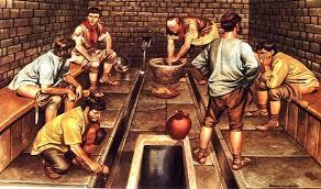 banchetti antica roma s p q r le 10 pazzie degli antichi romani smartweek