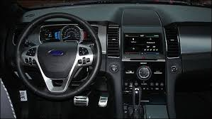 Taurus Sho Interior Auto123 Com Car News Auto123
