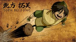toph beifong avatar airbender wallpapers hd desktop