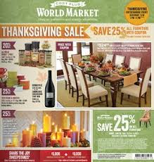 Furniture Sale Thanksgiving World Market Pre Black Friday Thanksgiving Sale 25 All Furniture