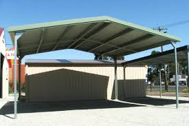 Carport Attached To Garage Carports Sheds And Garages For Sale Ranbuild
