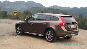 volvo station wagon 2015 volvo v60 cross country first drive u2013 because wagons are