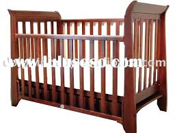 Convertible Crib Plans Sleigh Baby Bed Elite Sleigh 4 In 1 Convertible Crib Baby Sleigh