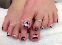 pedicure modishclaws