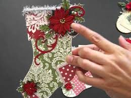 and mitten gift card holders with mini tutorial