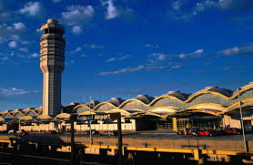 Reagan Airport Map Everything To Know About Washington National Airport