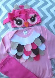 Etsy Newborn Halloween Costumes Baby Bird Owl Halloween Costume Carter U0027s Etsy Newborn 0 3