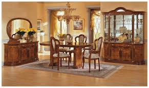 esf furniture milady 5pcs dining room set in walnut by dining