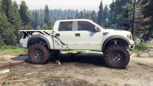 Ford Raptor Svt Truck - raptor svt v1 2 factory terrain for spin tires
