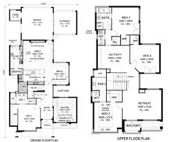20 plantation style floor plans two story farmhouse house