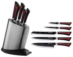 imperial kitchen knives imperial collection im kst10 lg stainless steel kitchen cutlery