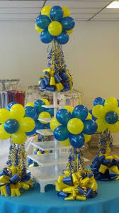 38 best sweet 16 balloon centerpieces images on pinterest