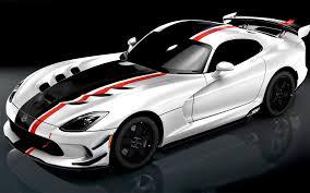 dodge viper performance 2016 dodge viper acr this is 90 percent it autoevolution