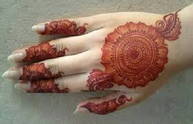 10 easy beautiful mehndi designs for the back of