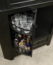 Office Bar Cabinet Howard Miller 695 082 Cornerstone Estates Corner Wine