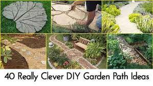 Garden Path Ideas 40 Really Clever Diy Garden Path Ideas Lil Moo Creations