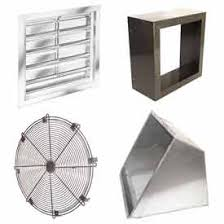 fire rated exhaust fan enclosures exhaust fan accessories