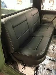 Ford Truck Upholstery Advanced Design Pickup Bench Seat Vehicles Interior Ideas