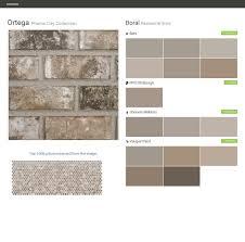ortega phenix city collection residential brick boral behr