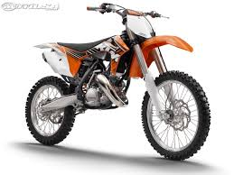 motocross bikes 125cc 2012 ktm sx and sx f motocross photos motorcycle usa
