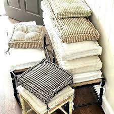 Outdoor Bistro Chair Cushions Square Bistro Chair Cushions Smc