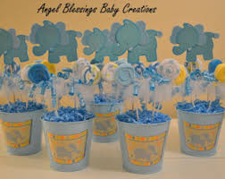 elephant baby shower centerpieces baby shower center pieces for boy my web value