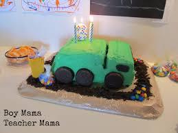 truck birthday party boy a trashy celebration a garbage truck birthday party