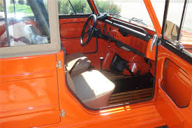 Vw Thing Side Curtains 1973 Volkswagen Thing Convertible 60851