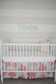 Nursery Decoration Bedroom Interesting Nursery Design With Cozy Jenny Lind Crib